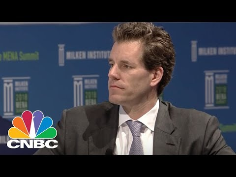 Bitcoin Will One Day Be Worth 40 Times Price It Is Now: Gemini Exchange's Cameron Winklevoss | CNBC