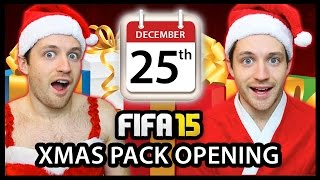 XMAS ADVENT CALENDAR PACK OPENING #25 - FIFA 15 ULTIMATE TEAM Thumbnail