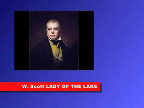 Sir Walter Scott: The Lady of the Lake