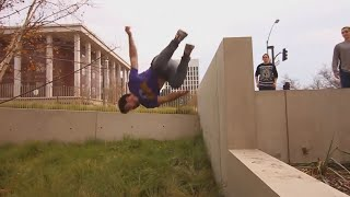 Parkour and Freerunning 2016 - California Parkour