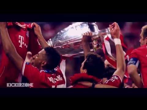 FC Bayern München ║ Saison 2013/2014 Promo ║ Sky is the Limit ║ HD