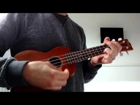 Amazing Grace Ukulele Chord Melody/Fingerpicking