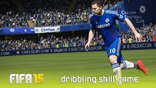 FIFA 15 | Legendary Skill Challenges - Dribbling Skill Game