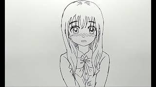 76 Gambar Anime Lucu Pake Pensil Paling Bagus