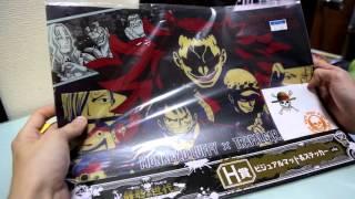 Gros Unboxing 2 de One Piece - Mugiwara store Tokyo