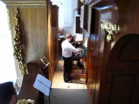 13.05.2012 - Orgelmusik am Mittag - Daniel Gawthrop: Toccata Brevis