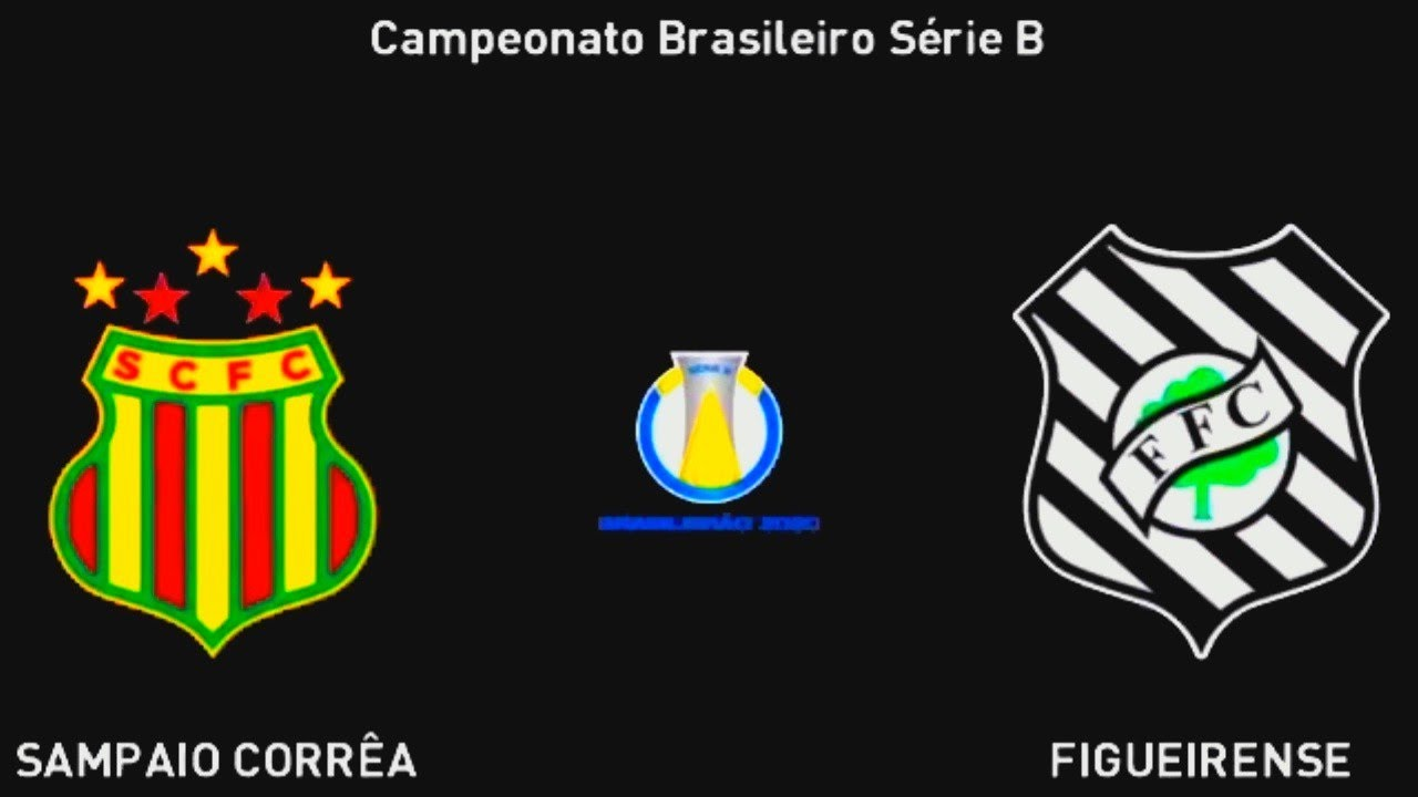 Sampaio Correa X Figueirense 1080p 60fps Campeonato Brasileiro Tricolor E Alvinegro Pes 2020 Youtube
