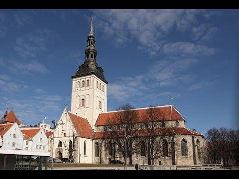 Церковь Святого Николая/Niguliste kirik