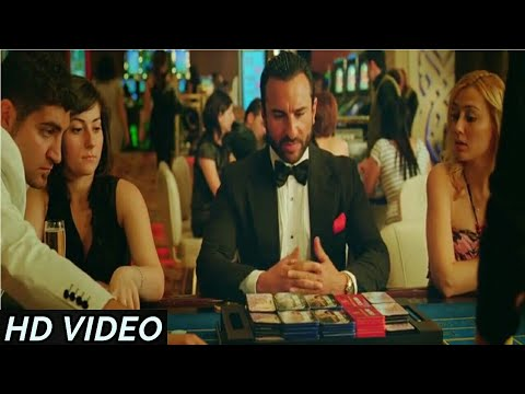 Saif Ali Khan [ Casino Seen ] From Race 2, John Abraham, Deepika Padukon