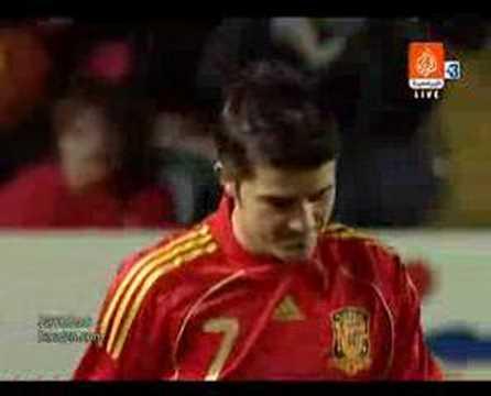 e24942739 Spain - Italy 1-0 David Villa 77' - YouTube