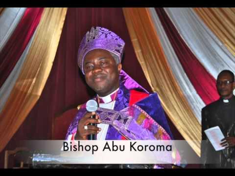 Bishop Abu Koroma 960 x 540