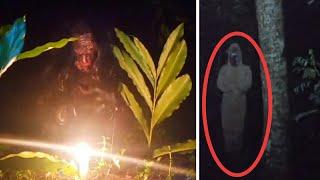5 PENAMPAKAN HANTU INDONESIA TERJELAS DAN SERAM - Scary Videos