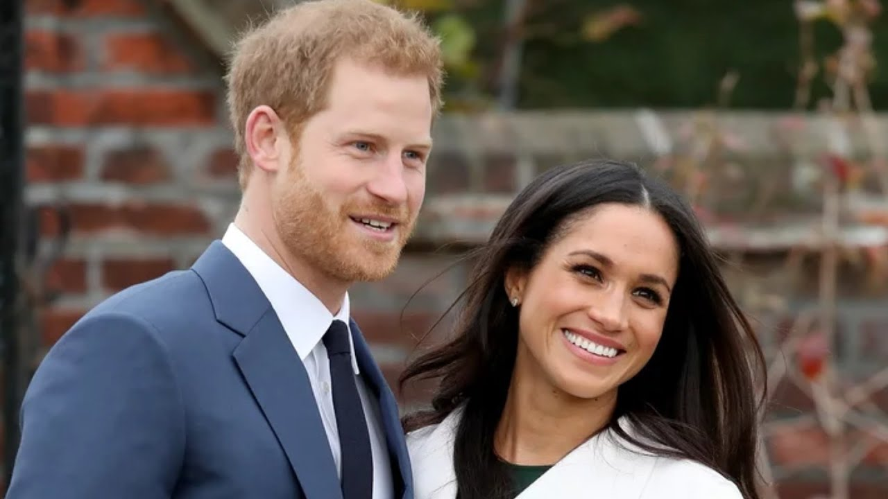 Meghan's Brother Makes A Startling Prediction About Harry's Future