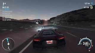 Need for Speed: Payback - lamborghini aventador coupe