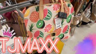 TJMAXX Designer Purse Shopping 2020