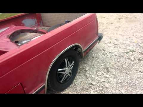 Flowmaster 40 seriers exhaust dumped 2.8 v6