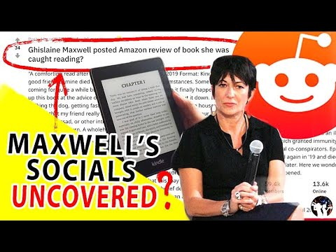 Whoa! Ghislaine Maxwell Was Influencing Reddit? And Now Kanye 2020!?