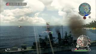Battlestations Pacific- Skirmish battle (gameplay)
