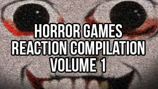 Top 10 FreePCGamers Horror Games Reaction Compilation Vol. 1
