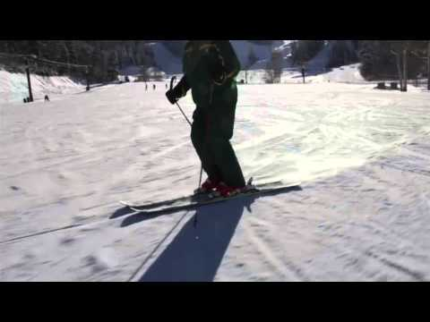 Ski Tip Series with Ole Olsen- Garland Transition for Turn Improvement