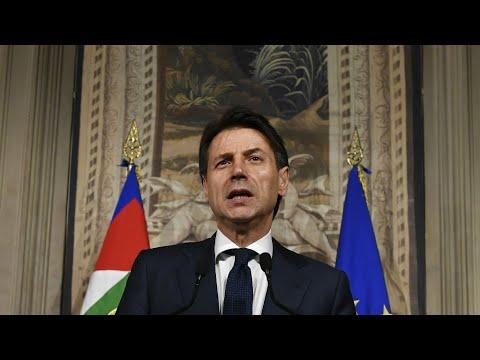 إيطاليا: رئيس الوزراء المكلف جوزيبي كونتي يتخلى عن تكليفه تشكيل الحكومة  - نشر قبل 2 ساعة