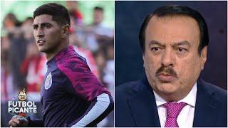 ESCÁNDALO EN CHIVAS Guzmán no fue a entrenar. 'Hay 4 jugadores molestos': Huerta | Futbol Picante