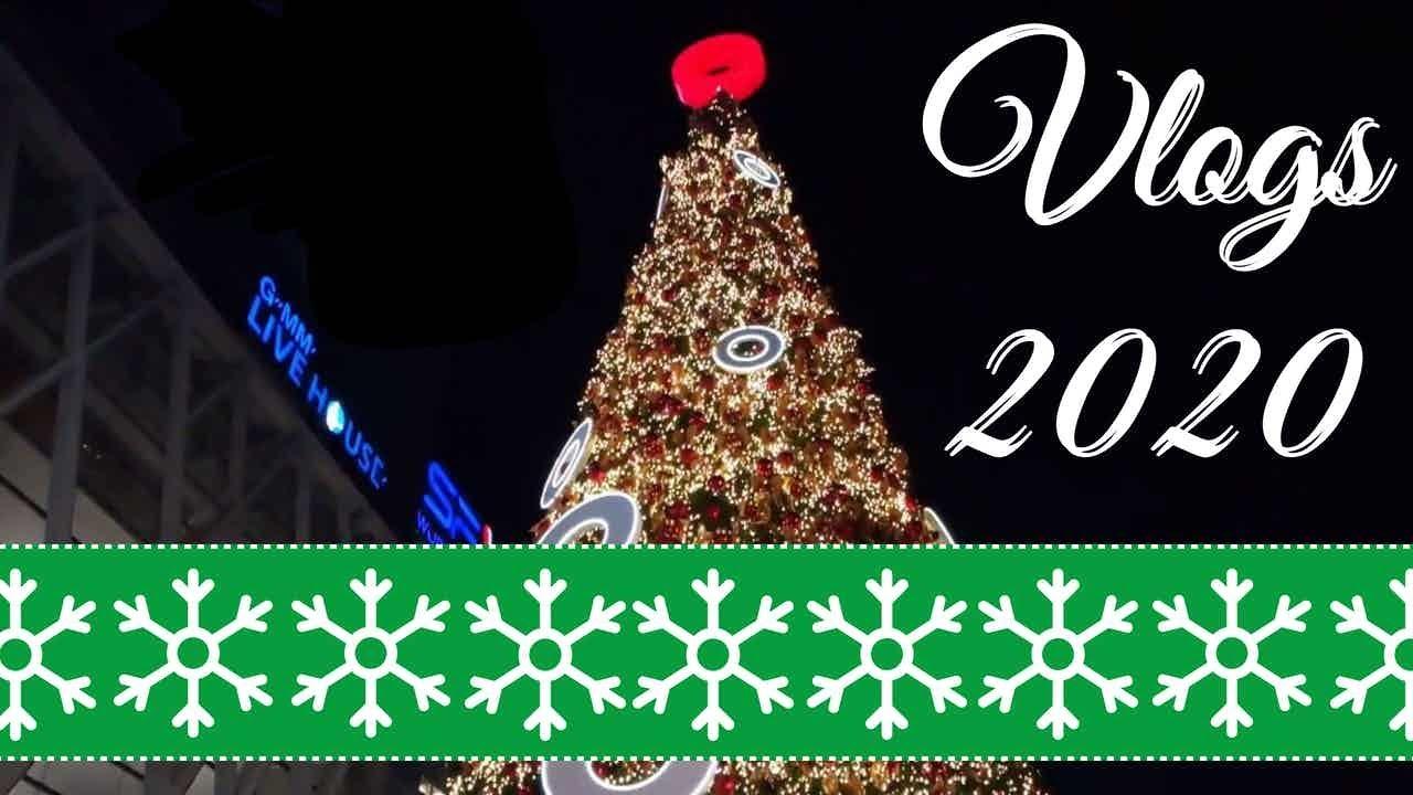 Huge Christmas Tree Central World Vlogs 2020   YouTube