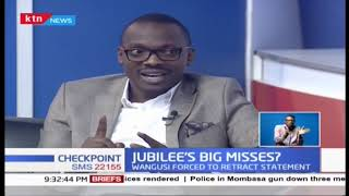 Jubilee's big misses on Huduma Namba