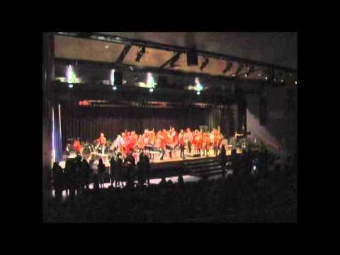 Jamestown HS, Lafayette HS, Berkeley MS Orchestras Fall Festival 10-27-2015
