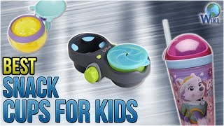 10 Best Snack Cups For Kids 2018