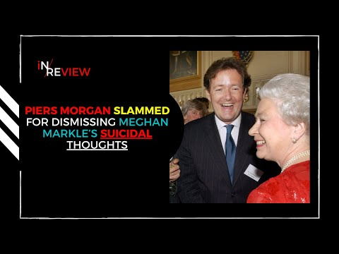 Piers Morgan getting SACKED after Meghan Markle row - Piers Morgan Meghan Markle backlash