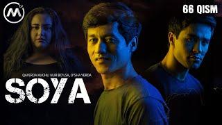 Soya | Соя (milliy serial 66-qism)