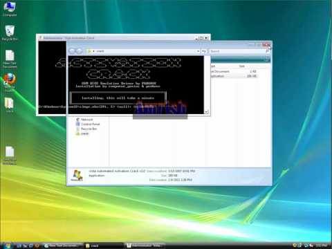 crack falsificacion de software windows 7