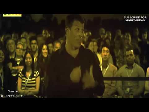 How To Become Really Unstoppable   Tony Robbins Amazing Motivation