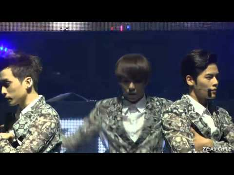 [13.08.08] ZE:A - The Ghost Of Wind _ showcase