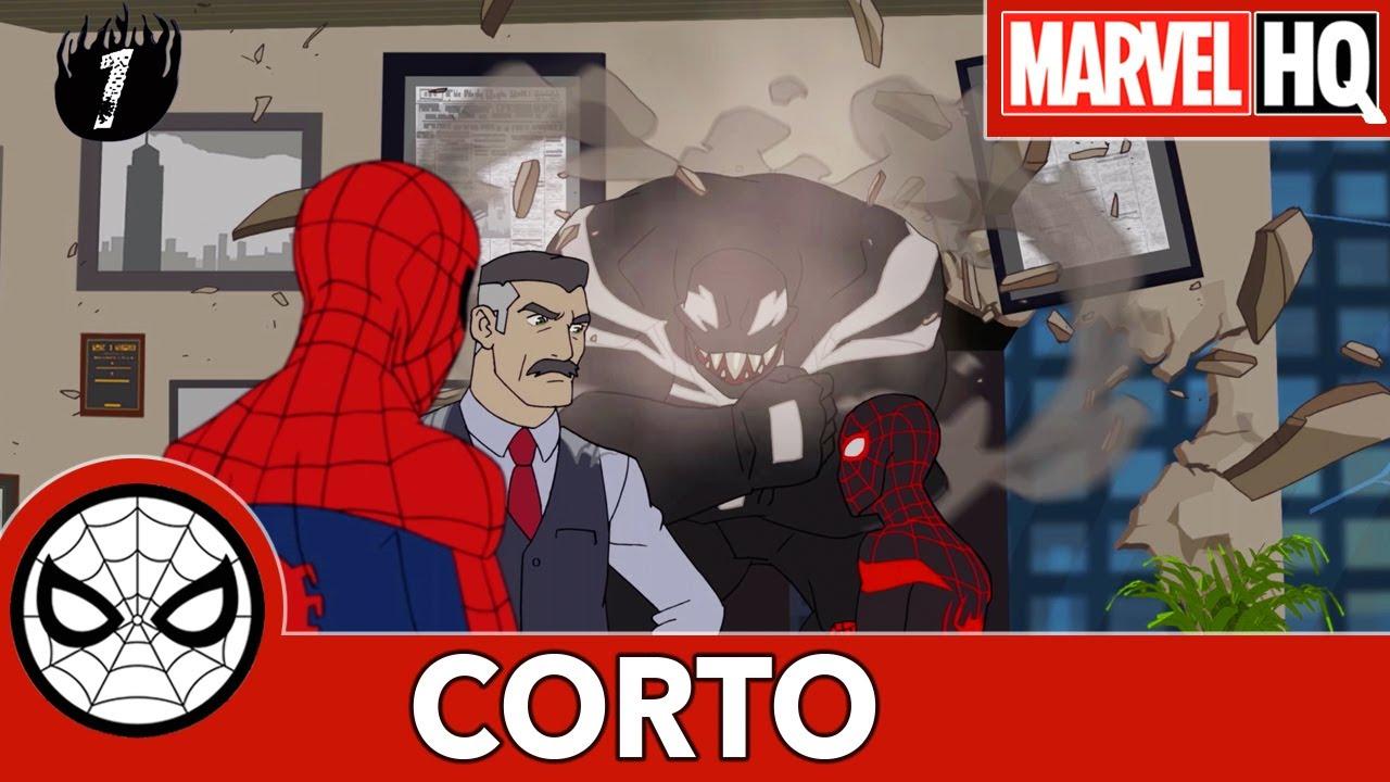 Spider-Man: Maximum Venom | Los 10 mejores ataques de Venom
