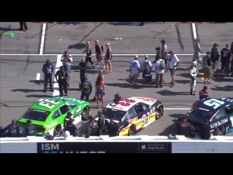 Battle Camera - 2017 NASCAR Monster Cup - Round 28 - New Hampshire