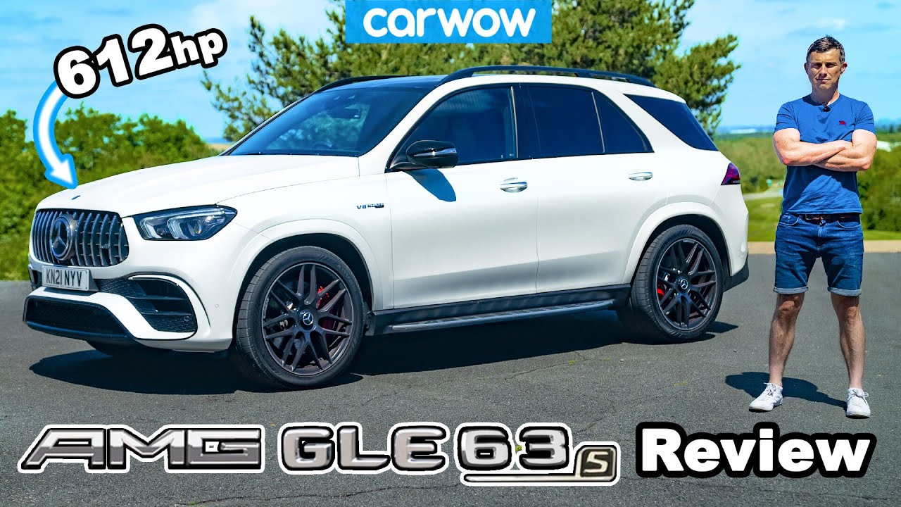 Mercedes-AMG GLE 63 2021 review - better than a BMW X5M?