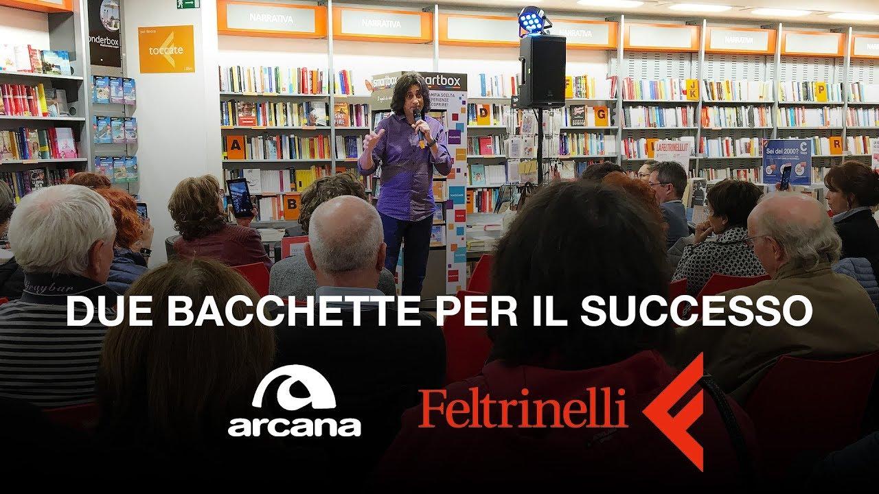 13#)Presentazione Due Bacchette Per il Successo - Diego Stacchiotti - La Feltrinelli Village