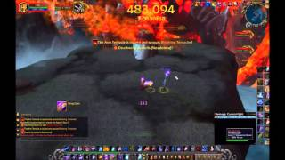 Madness of Deathwing Dragon Soul Arcane Mage Solo 25 Man