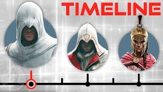 The Complete Assassin s Creed Timeline - Odyssey to Syndicate The Leaderboard