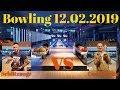 Bowling 12.02.2019 Wechselbahn Hausölung Hollywood Super Bowling München Part 1
