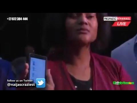 Prophet Bushiri Fake Supernatural Phone Call Miracle Fails