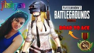 DAY-37 RANK PUSH ROAD TO ACE .....LETS GO...   | PUBG MOBILE| INDIA |