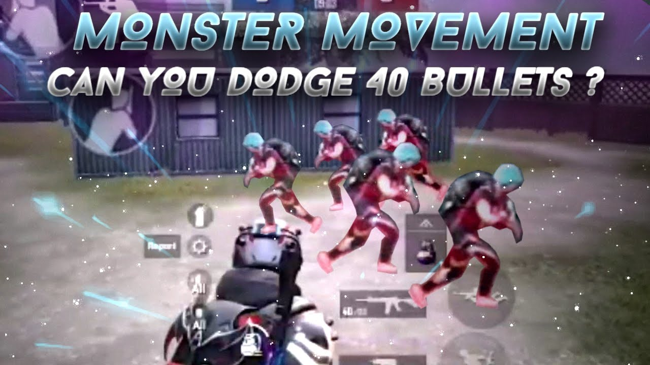 New Monster Movement Trick - Fastest Movement Ever - Pubg Mobile