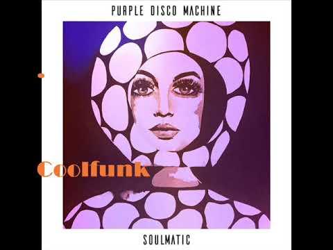 Purple Disco Machine Feat Lorenz Rhode - Music In You (New-Funk)