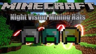 Industrial Craft2/Очки ночного зрения в Minecraft (Майнкрафт)