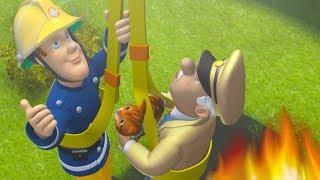 Fireman Sam New Episodes | Fireman Sam Saves the Day... Again!  🚒 🔥  Cartoons for Children