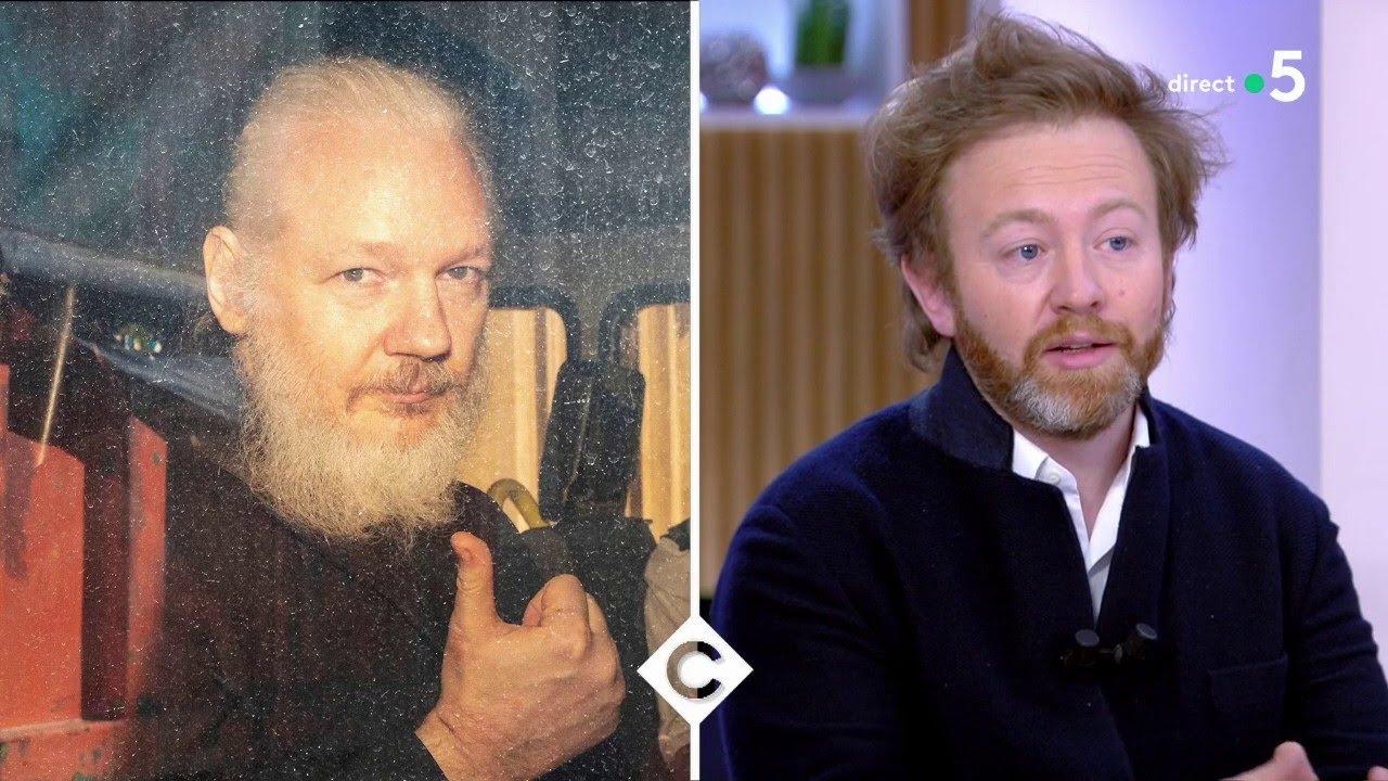 Download L'avocat de Julian Assange s'exprime - C à Vous - 04/01/2021