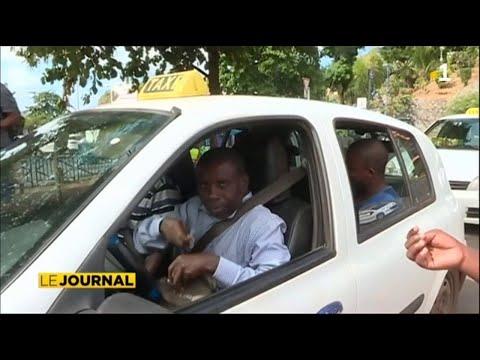 Restructuration de la filière taxi à Mayotte